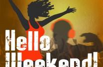 Hello Weekend! 4 Track EP – Buy It Here!